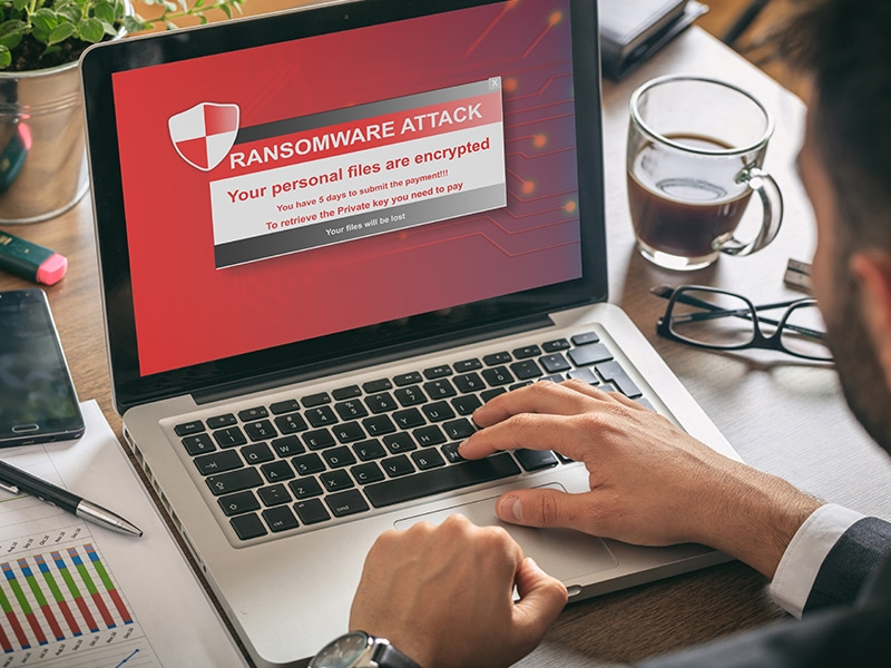 ransomware protection strategies