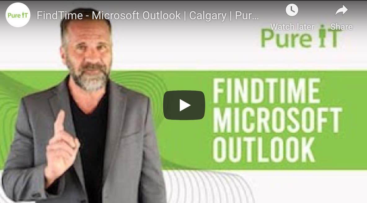 Microsoft FindTime Calgary
