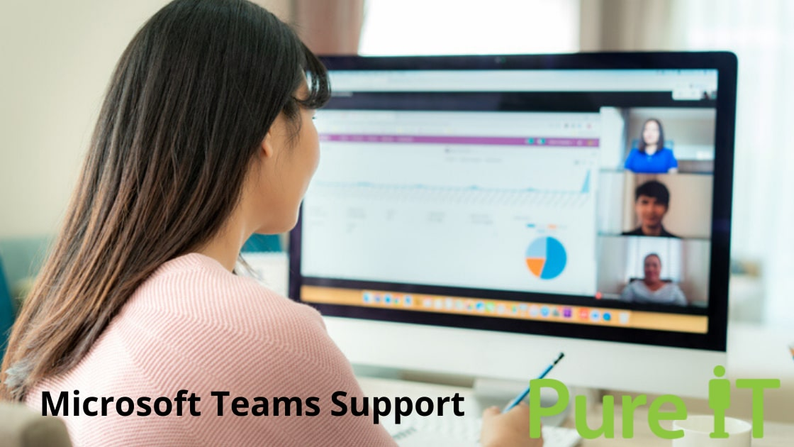 Microsoft Teams Support in Calgary
