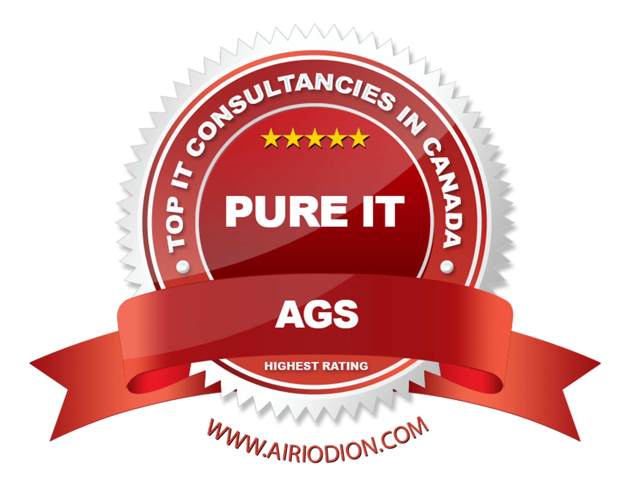 Pure IT AGS Award